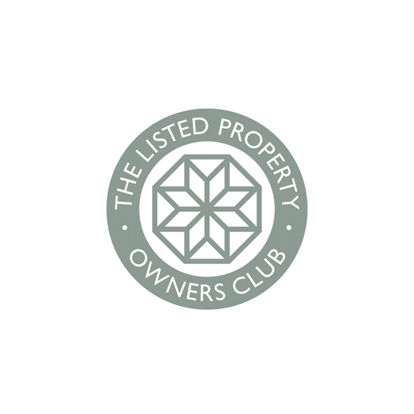 Listed property owners club logo